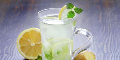 Air Lemon I Menurunkan Berat Badan Secara Alami