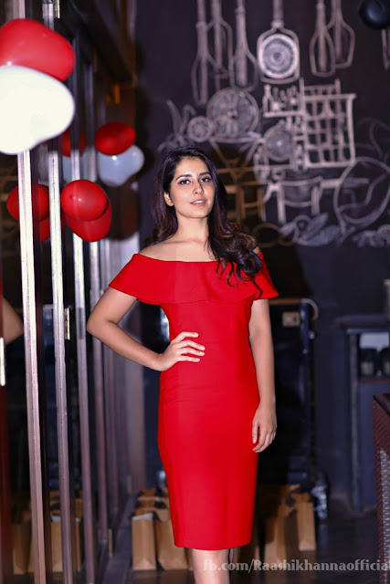 Celebrities at Rashi Khanna birthday party 2016