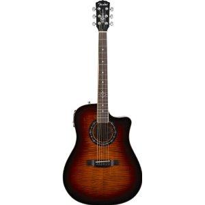 best fender acoustic electric guitar t bucket 300ce dreadnought best acoustic guitars cheap. Black Bedroom Furniture Sets. Home Design Ideas