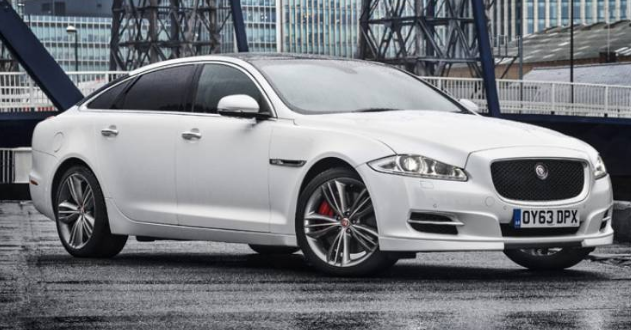 2017 Jaguar XJ Design