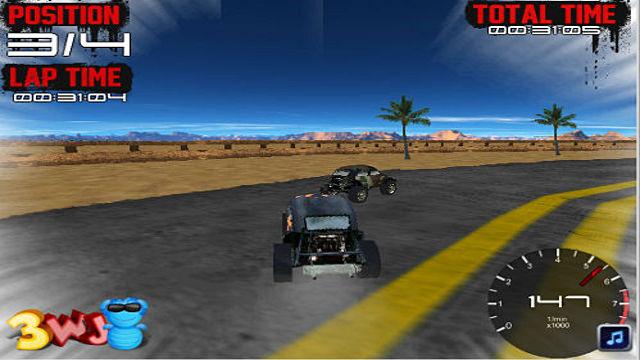 3D Buggy Racers Extreme - Image du Jeu