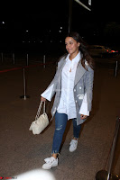 Neha Dhupia in Shirt Denim Spotted at Airport IMG 3536.JPG