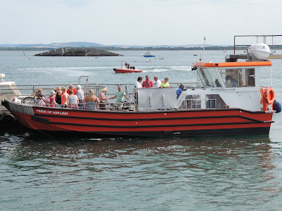 eastney to hayling island ferry running again