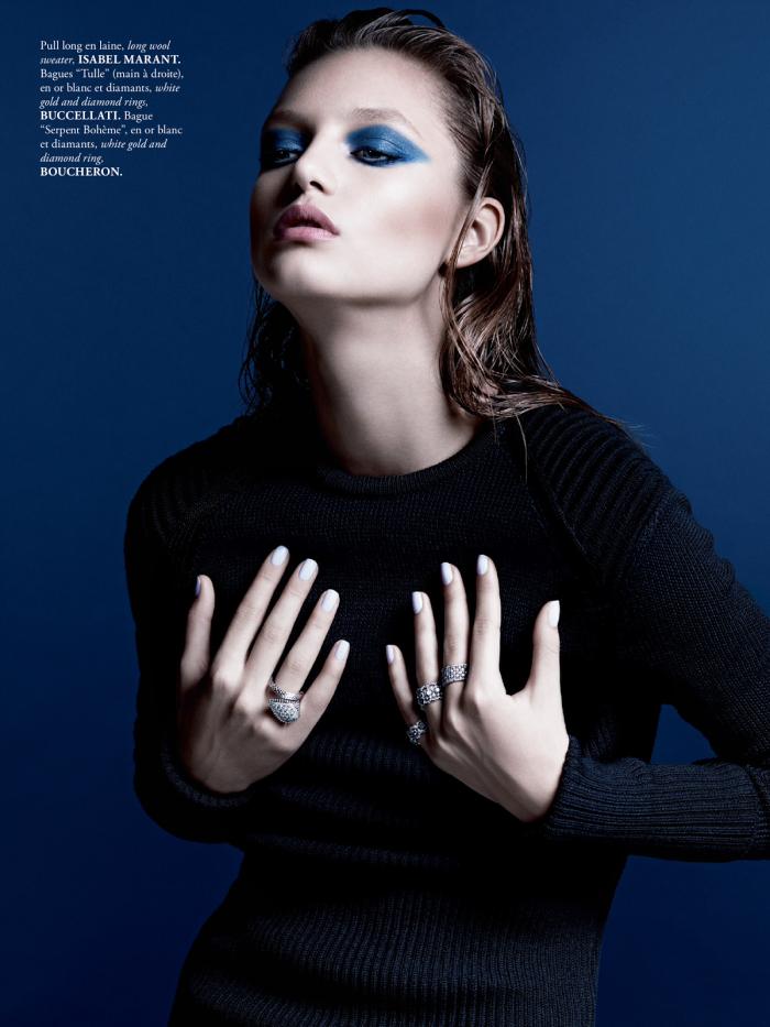 Svetlana Zakharova Madame Air França Magazine Dezembro