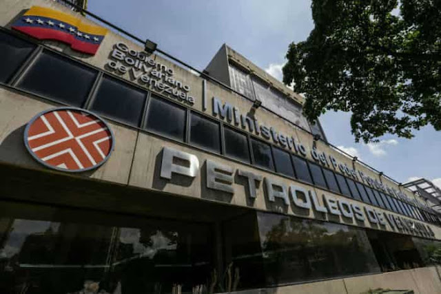 "Producción petrolera nacional continúo cayendo en junio (+7  meses de ""gestión"" de Quevedo)"