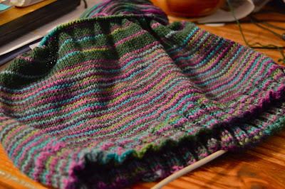 Make Believe #2 hand knit cowl for https://www.etsy.com/shop/JeannieGrayKnits?ref=hdr_shop_menu