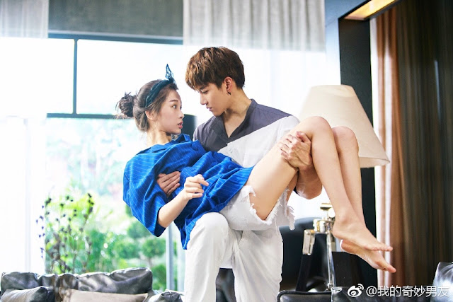 My Amazing Boyfriend 2 webdrama Esther Yu Mike Angelo