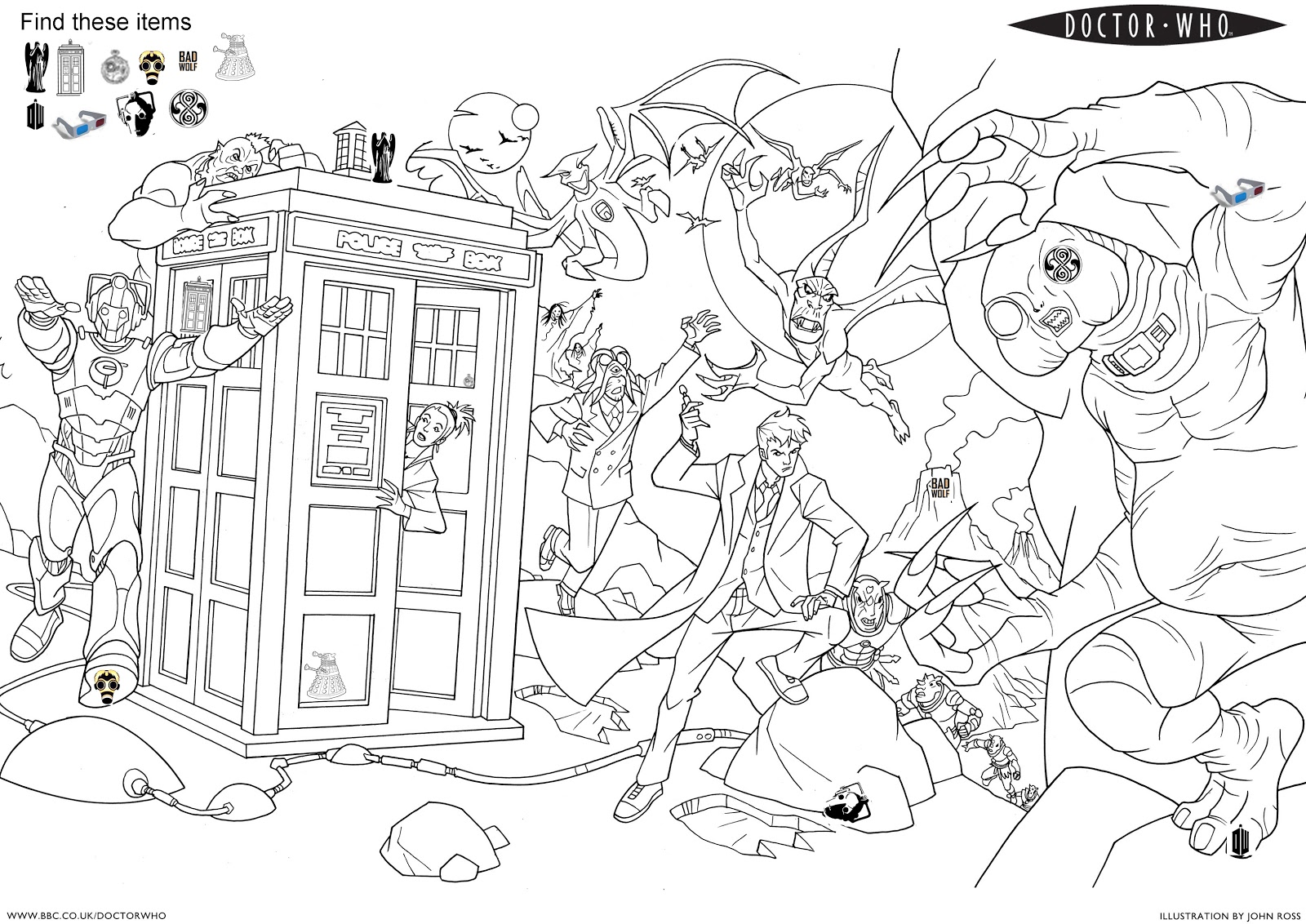 For The Love Of Doctor Who