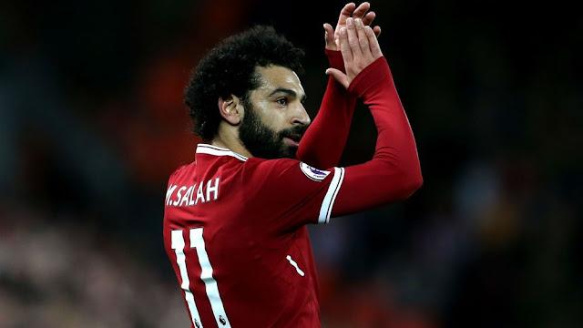 Dukungan Penuh Didapatkan Mohamed Salah Dalam Perburuan Gelar Pemain Terbaik