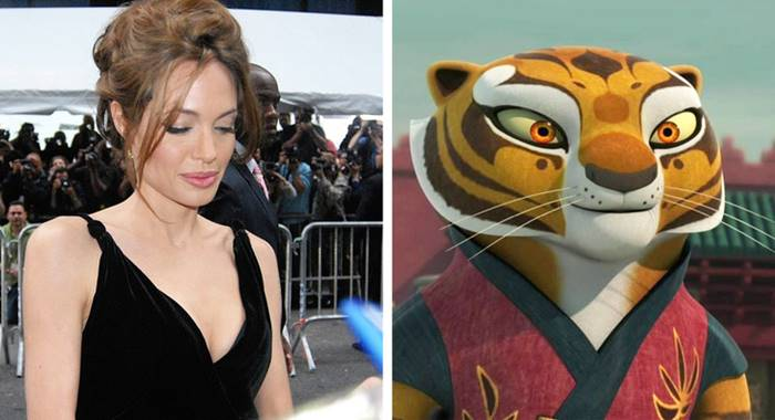 Tigress, Kung Fu Panda 3 Voice