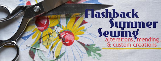 Flashback Summer Sewing Launch