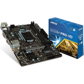 Budget Home Office PC Motherboard