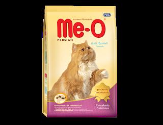 gambar makanan kucing Me-O Malaysia produk yang memenangi anugerah pilihan terbaik 2017