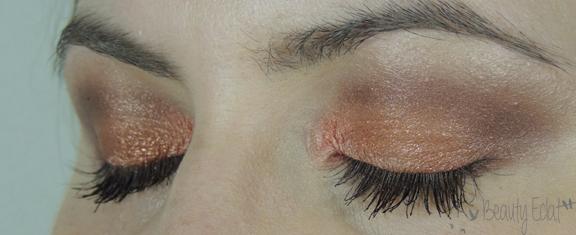 tutoriel maquillage too faced coucher de soleil