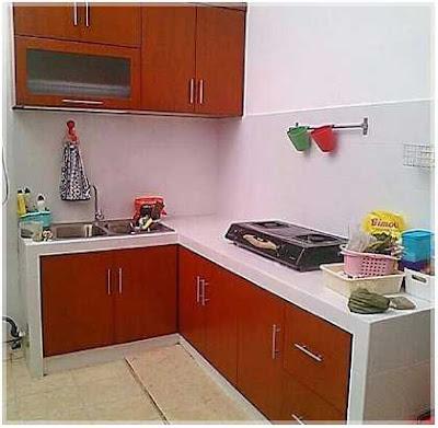 ide desain dapur sederhana dan murah