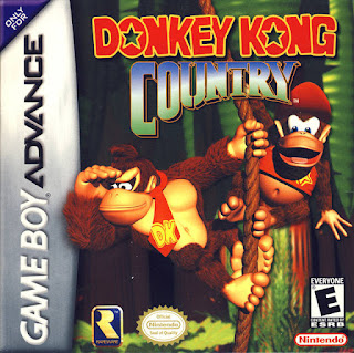 Rom de Donkey Kong Country - PT-BR - GBA - Download
