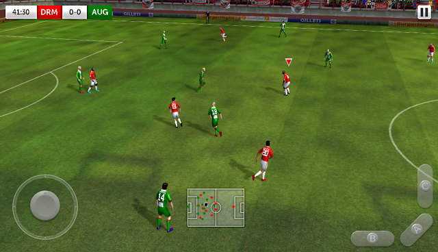 Dream League Soccer v2.07 MOD APK (Unlimited Money)