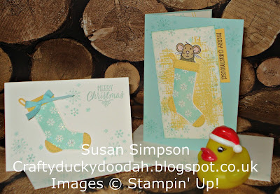 Stampin Up! UK Independent  Demonstrator Susan Simpson, Craftyduckydoodah!, Hang Your Stocking,, Christmas Stockings Thinlets Dies, Merry Mice Stamp Set, Supplies available 24/7, Coffee & Cards Project November 2016