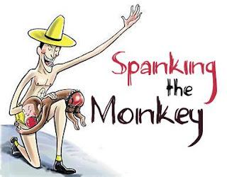 Life spank the monkey