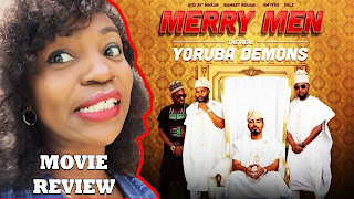 Merry Men Movie Review