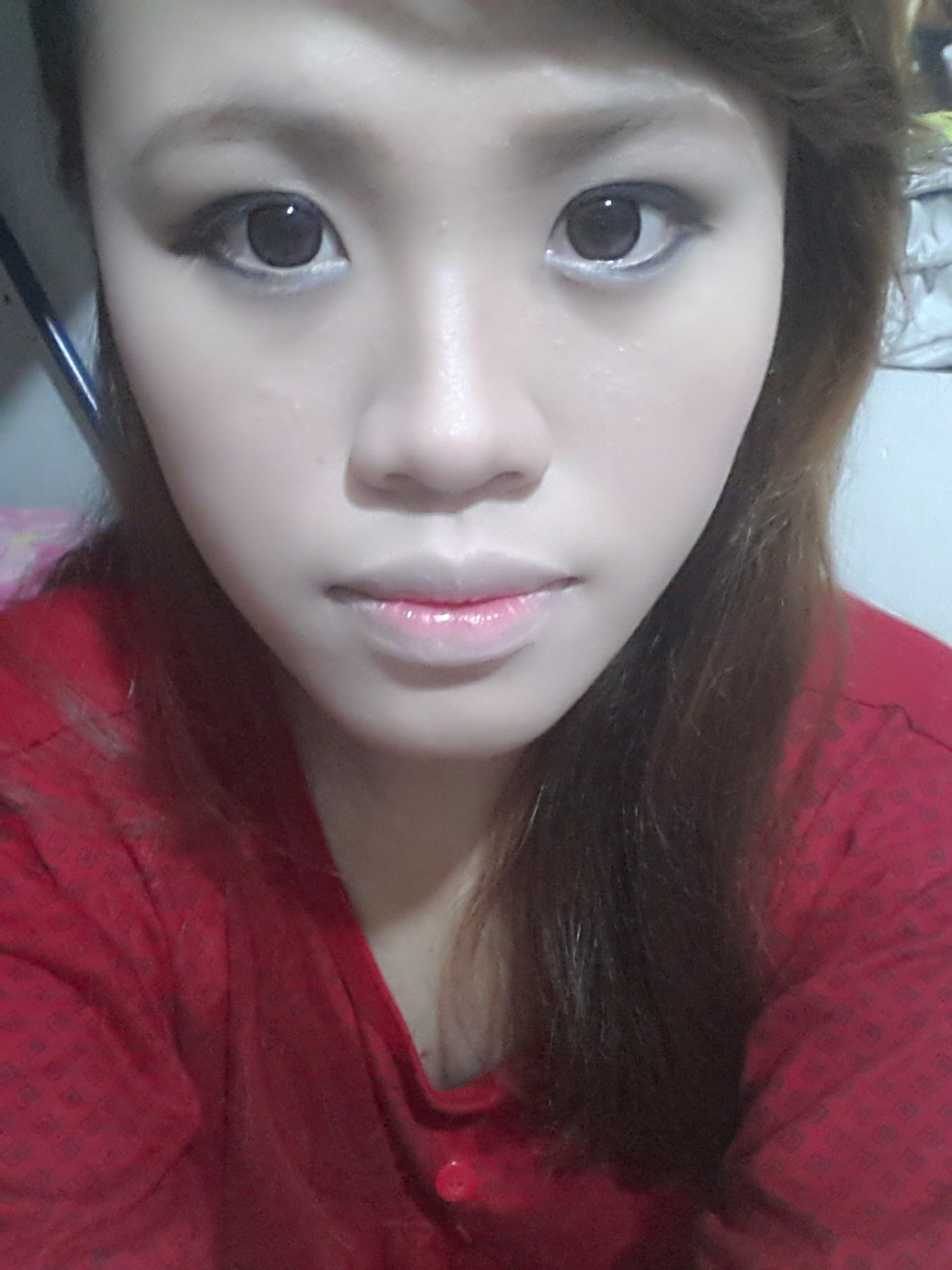 Ulzzang Eye Makeup