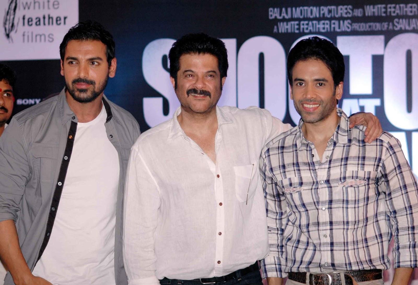 Dawood Ibrahim And Anil Kapoor - #traffic-club