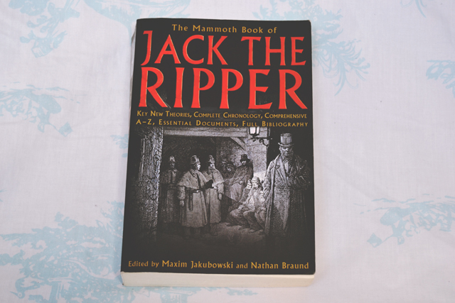 The Mammoth Book of Jack the Ripper review