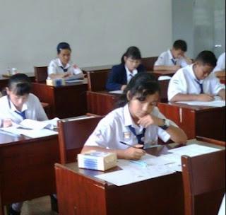 cara sukses menghadapi ujian nasional
