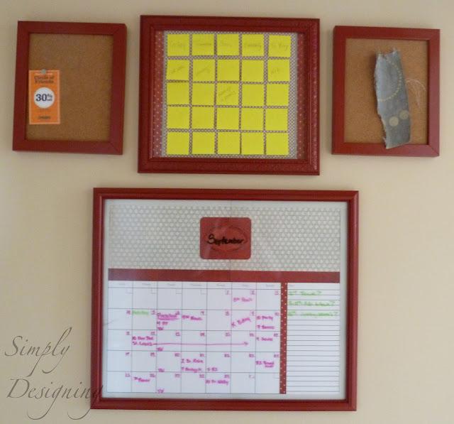 Command+Center PB Inspired Command Center: Calendar 6