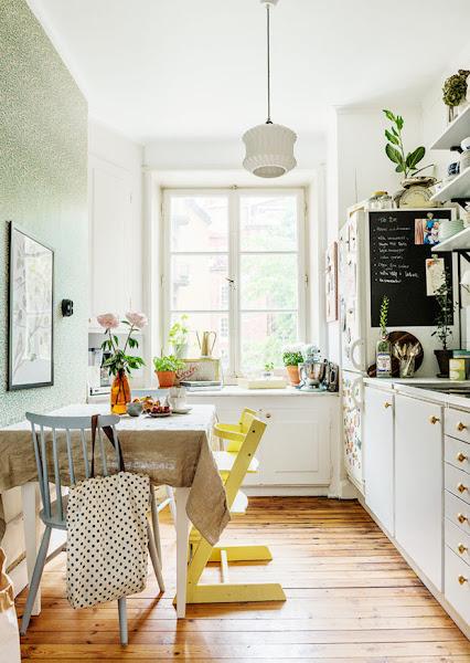 4 formas de distribuir tu cocina decoraci n for Comodas alargadas