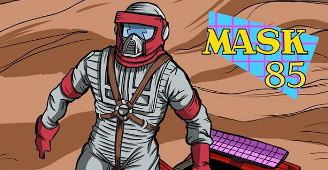 Read the First Issue of the New Fan-Made 'M.A.S.K. 85' Comic Book!