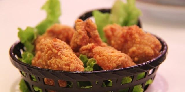 Resep Cara Membuat Ayam Goreng Tepung Kriwil Kriuk!
