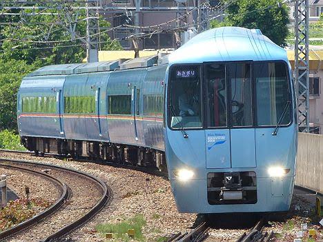 小田急電鉄 あさぎり号 60000形MSE(2018.3愛称変更で消滅)