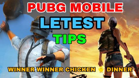 PUBG Mobile Tips and Tricks : PUBG Letest Tips In Hindi - Tips In Hindi