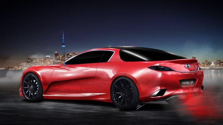 Wallpaper 2: 2016 Mazda RX-7