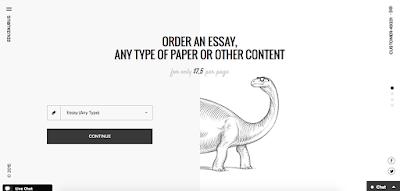 EduZaurus essay writing service