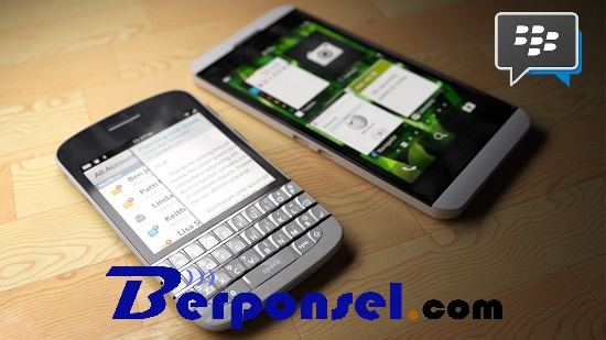 Cara Membuat Aplikasi BBM Menjadi dua di dalam 1 blackberry