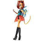 Monster High Toralei Stripe Fierce Rockers Doll