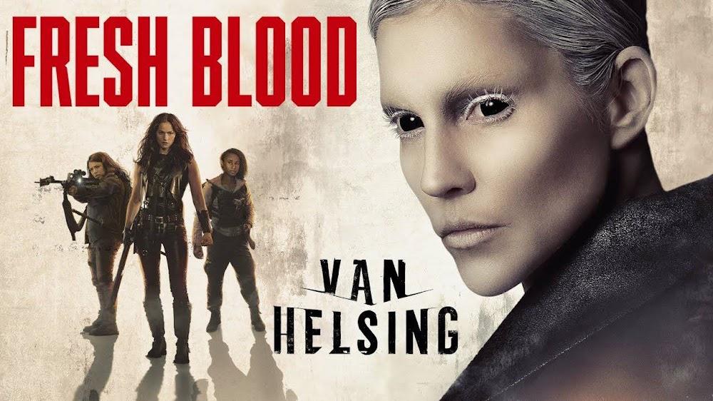 Van Helsing: 4×8