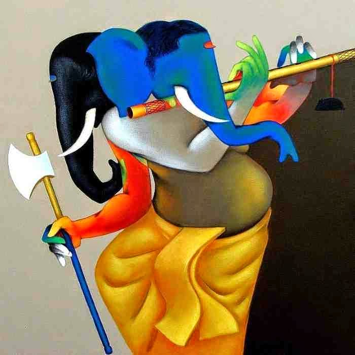 Философия гармонии и альтруизма. Rajesh Shah