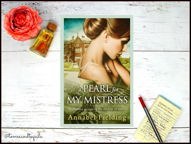 A Pearl for My Mistress on Amazon, review by Tomes and Tequila