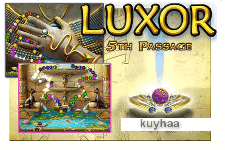 luxor 5th passage gratuitement