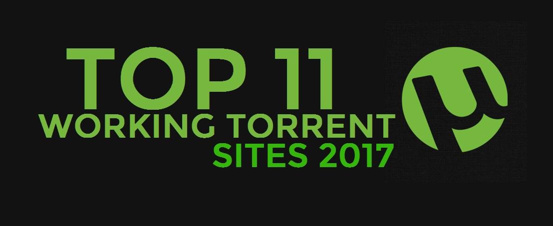 working torrent sites
