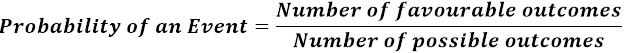 probability basic formula