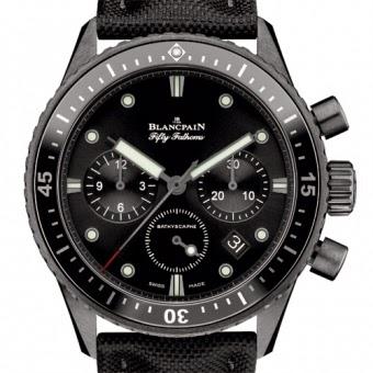 Blancpain Bathyscaphe Flyback Chronograph