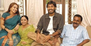 Dhanush, Biography, Profile, Age, Biodata, Family , Wife, Son, Daughter, Father, Mother, Children, Marriage Photos.