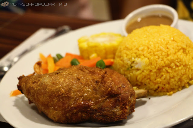Kangaroo Jack Fried Chicken: Affordable!
