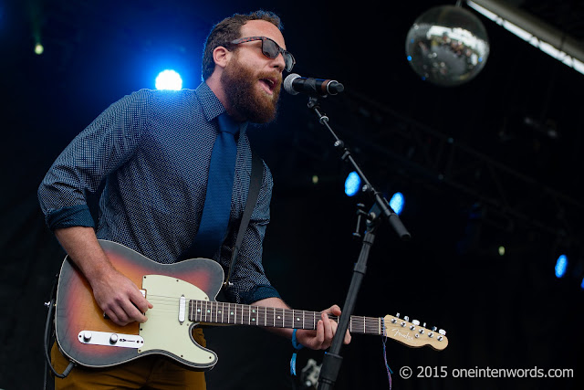 The Strumbellas on the West Stage Fort York Garrison Common September 19, 2015 TURF Toronto Urban Roots Festival Photo by John at One In Ten Words oneintenwords.com toronto indie alternative music blog concert photography pictures