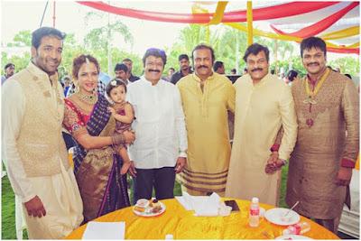 Lakshmi Manchu in Manoj And Pranathi wedding