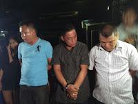 Benarkah Ketua DPRD Padang Lawas Yang Terjaring Razia Dipecat Golkar?